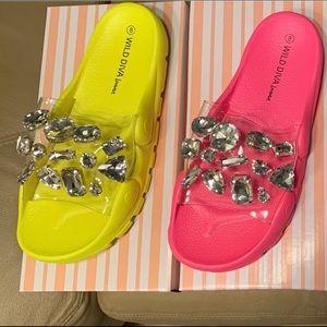 Women's  wild diva sandals